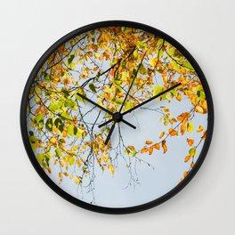 Northwoods Wall Clock