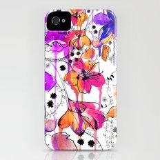 Lost in Botanica iPhone (4, 4s) Slim Case