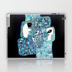 the walls must fall Laptop & iPad Skin