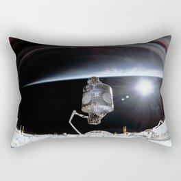 NASA International Space Station Rectangular Pillow