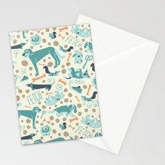 Park Dogs Stationery Cards