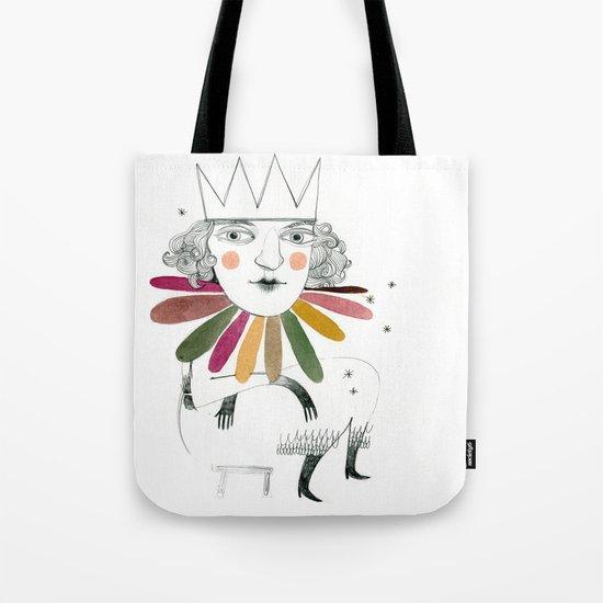 queen margherita Tote Bag