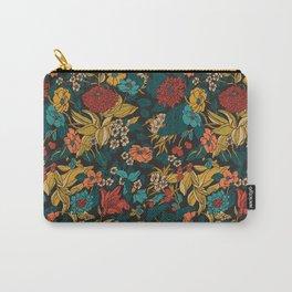 Amaryllis Autumn Carry-All Pouch