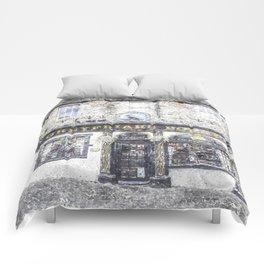 Greyfriars Bobby Pub Snow Comforters