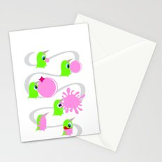 Bubol bubble gum Stationery Cards