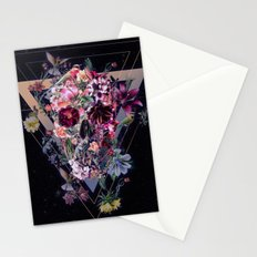 New Skull Stationery Cards