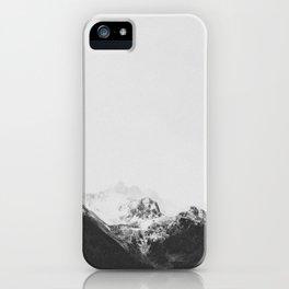 THE MOUNTAINS XV / Austria iPhone Case
