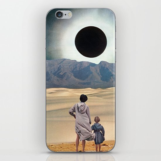 DISTANCE iPhone & iPod Skin