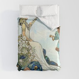 Czech and Slovak Fairy Tales by Artus Schneider Comforters