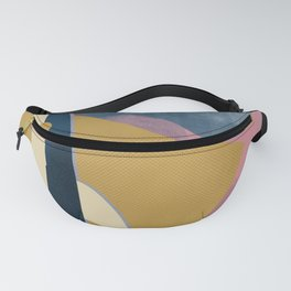 Layers in Space Fanny Pack