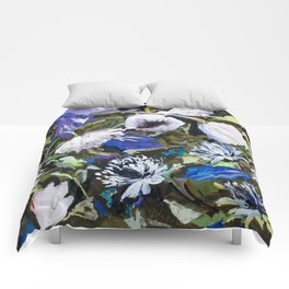 CHEVERDY GARDEN Comforters