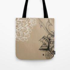 Samurai Mask Version B Tote Bag