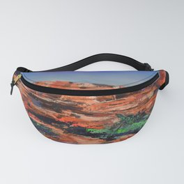 COURTHOUSE BUTTE ROCK Fanny Pack