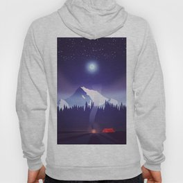 Camping under the Moon Hoody