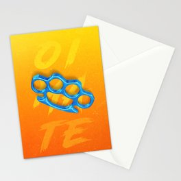 Knuckles Stationery Cards