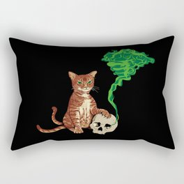 Nekomata cat Rectangular Pillow