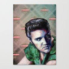 E L V * S Canvas Print
