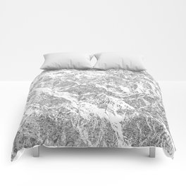 Call of the Mountains Comforters