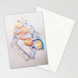 A Half Dozen Stationery Cards