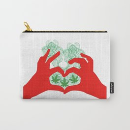 Weed Love Carry-All Pouch