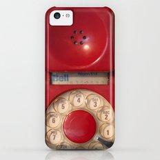 Hotline iPhone 5c Slim Case
