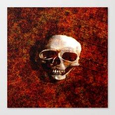 Rust to Rust Canvas Print