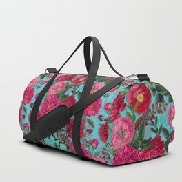 Vintage & Shabby Chic - Summer Tropical Garden I Duffle Bag