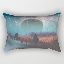 Omnitrackers Rectangular Pillow
