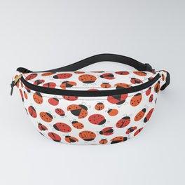 Ladybugs Fanny Pack