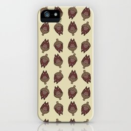 Acorn Spirit iPhone Case