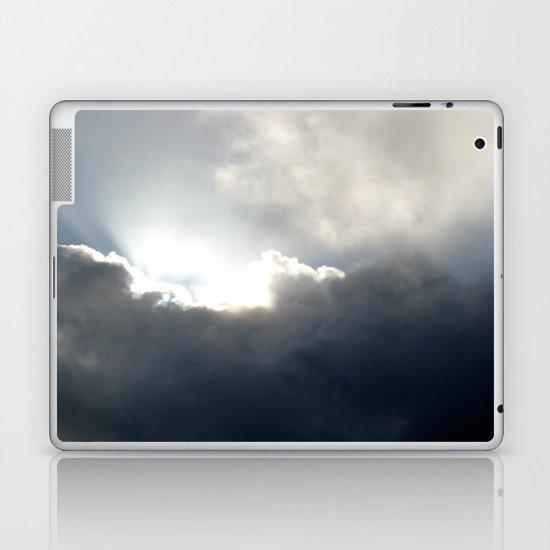 Jesus Light Laptop & iPad Skin