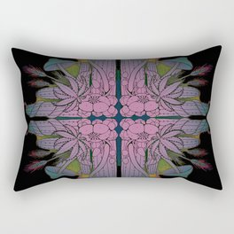 Entheogen Rectangular Pillow
