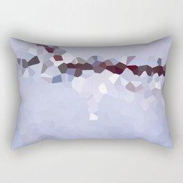Winter Abstract 1 Rectangular Pillow