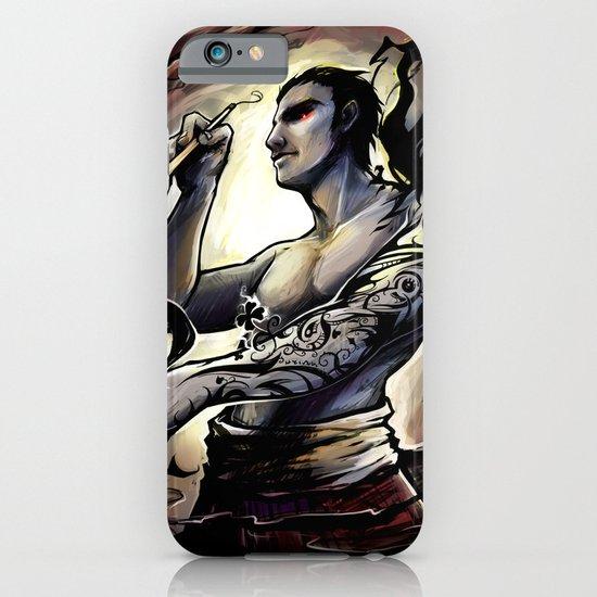 Inkmaster iPhone & iPod Case