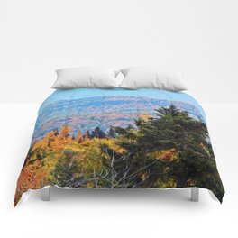 From Hills to Mountains Comforters