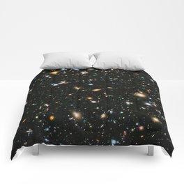 Hubble Ultra Deep Field Comforters