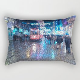 Taksim Rectangular Pillow