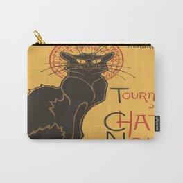 Tournee du Chat Noir De Rodolphe Salis Vector Carry-All Pouch