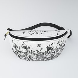 This Beautiful World Fanny Pack