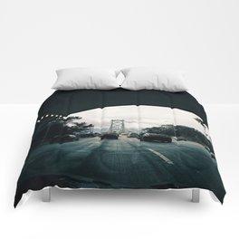 Bay Bridge Comforters