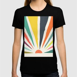 Rainbow ray T-shirt