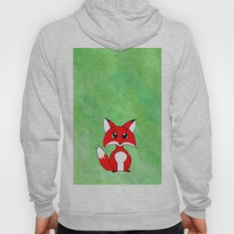 Foxy Green Hoody