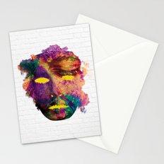 Holi Mask Stationery Cards