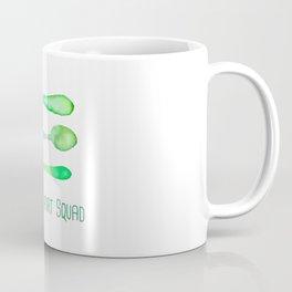 Spoonie Support Squad (Green)! Coffee Mug