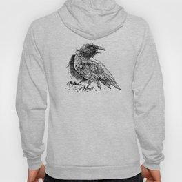 Raven / Crow Hoody