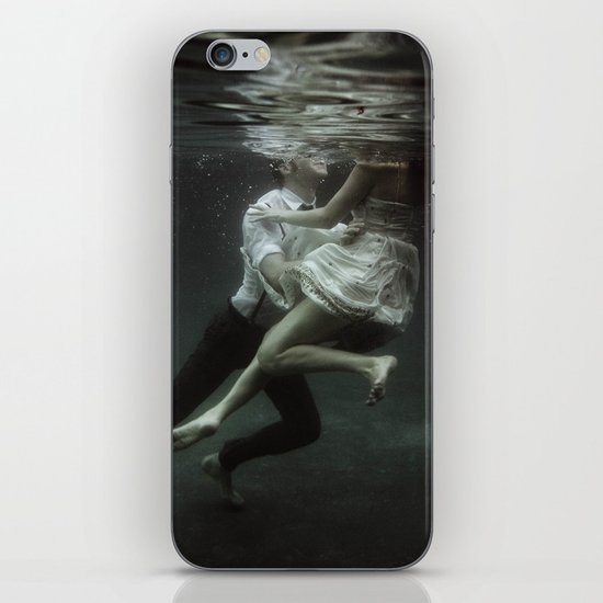 abyss of the disheartened : VII iPhone & iPod Skin