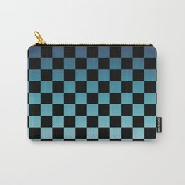Chessboard Gradient III Carry-All Pouch