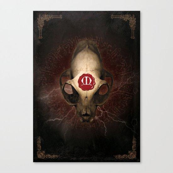 Poster Maldoror Canvas Print