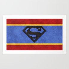 Super Colors Art Print