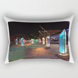 Under Ground Light Therapy Rectangular Pillow